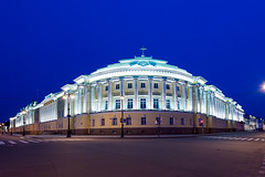 DEP_2878 (Dmitriy An) Tags: city sky monument night stpetersburg neva      peter1 bronzehorseman   1