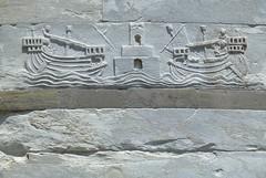 20150610-010F (m-klueber.de) Tags: italien italia dom pisa relief campanile duomo toscana turm toskana 2015 schiefer romanisch romanik mkbildkatalog 20150610 20150610010f