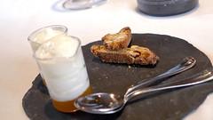 Els Casals (2016) (encantadisimo) Tags: calabaza petitfours crema espuma yogur carquiolis