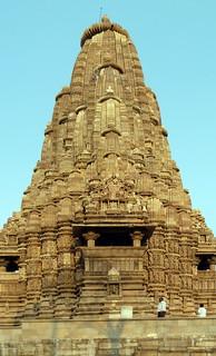 India - Madhya Pradesh - Khajuraho - Temple - 254