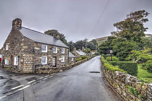 Llangian, Gwynedd, Lleyn Peninsula, North Wales.