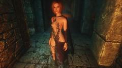 TESV - Rebekah (tend2it) Tags: game race pc screenshot frost witch xbox v rpg armor rebekah elder cassandra companion enb follower scrolls leyenda ps3 standalone kenb skyrim sweetfx