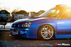 "WEDS Maverick 710S - Subaru STI 04 Blue • <a style=""font-size:0.8em;"" href=""http://www.flickr.com/photos/64399356@N08/26448446806/"" target=""_blank"">View on Flickr</a>"