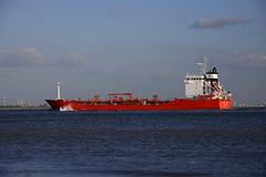 Caroline Essberger (larry_antwerp) Tags: ship vessel schelde tanker chemical  schip      essberger     carolineessberger 9439151