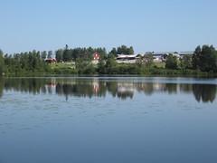 IMG_5484 (eniko.szucs) Tags: lake finland lakereflection kiuruvesi