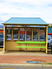Bus Stop 26 North East Rd, Windsor Gardens (RS 1990) Tags: bus 26 shoppingcentre stop april adelaide former thursday southaustralia lloyds bunnings 28th 2016 windsorgardens northeastrd