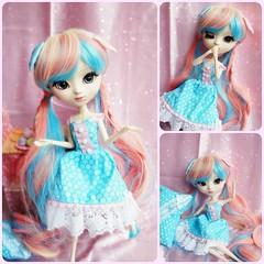 FA Little Miss Bubblegum (Doll Angel (Nicole)) Tags: little bubblegum custom miss fa whist customdoll custompullip fapullip dollangelcustoms dollangelfullcustoms falittlemissbubblegum pulliplittlemissbubblegum