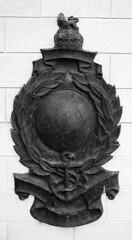 Globe & Laurels (Ray Crabb) Tags: mono memorial marines commando rm 2014 royalmarines ctcrm bootneck