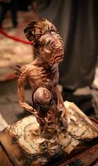 IMG_2798 (gbw6700) Tags: monster werewolf starwars zombie alien makeup batman horror bobafett demon devil thething sculpting phantasm prosthetics