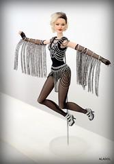 "Madonna  ""Rebel Heart"" (aladol1) Tags: rebel heart ooak madonna dollhybrid repaintbyannanosova"