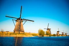 holland kinderdijk (meringuedesigns) Tags: holland windmills kinderdijk nikond750