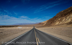 Badwater Road (Michael Pancier Photography) Tags: california travel landscape outdoors us unitedstates desert deathvalley nationalparks americathebeautiful naturephotography americansouthwest deathvalleynationalpark travelphotography landscapephotography commercialphotography naturephotographer editorialphotography badwaterroad michaelpancier michaelpancierphotography landscapephotographer fineartphotographer michaelapancier americasnationalparks wwwmichaelpancierphotographycom