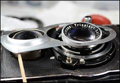 KWT Reflekta II Prontor-S (03) (Hans Kerensky) Tags: tlr plate front ii shutter removing kwt welta reflekta prontors