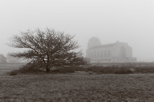 Building A in the Mist