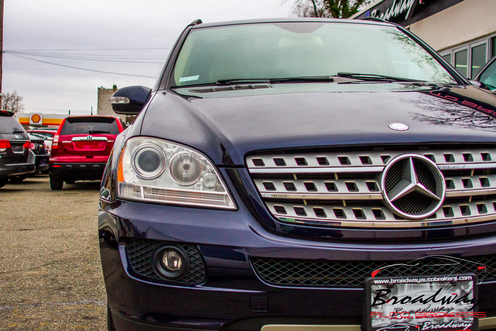 The world 39 s most recently posted photos of mercedes and ml for Mercedes benz high end suv