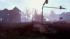Fallout4 2016-01-11 23-22-25 (Samuel Detoni) Tags: morning sunlight beautiful rain weather real 4 nuclear tragedy bethesda bomb cinematic wasteland fallout realistic apocaliptc
