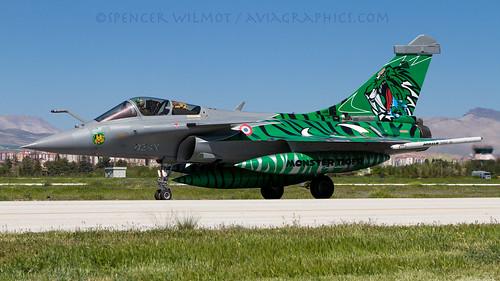 Green Monster Tiger Rafale.