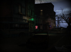 Days to come 4 (jesseryandragovar) Tags: carnival dark grunge apocalypse sl secondlife virtual horror insanity survival everwinter postapoc