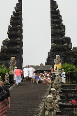 Besakih - Aufgang; Bali, Indonesien (10) (Chironius) Tags: bali indonesia besakih indonesien
