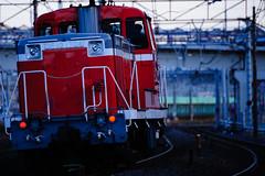 DE10 (Masaki Miida) Tags: nikon railway jrfreight d700 jr tohokuline