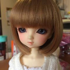 My little Kiho (LadyTakara) Tags: doll bjd volks rinon yosd