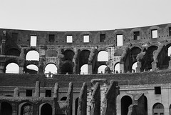 Empty spaces (seil6fosse9) Tags: rome roma architecture roman architettura colisseum colosseo anfiteatro antiquity