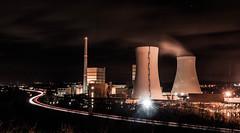 fenne (C SCHWINN) Tags: nuit usine volklingen fenne