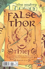 Preview: The Mighty Thor #4 (All-Comic.com) Tags: comics adamhughes marvel previews themightythor michaelcho jasonaaron russelldauterman allcomicpreviews allcomic