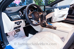 Mercedes-Benz CLS 250 BT * AMG * Negro Obsidiana - Piel Porcelana/Negra