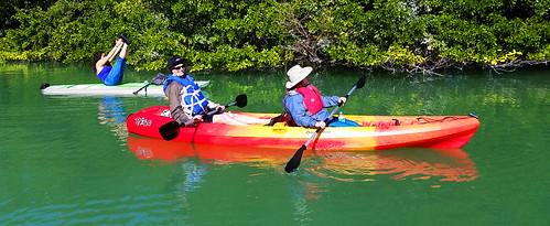 2_10_16 Kayak Paddleboard Tour Sarasota FL 19