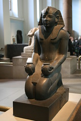 Ramesses IV (h_savill) Tags: old city sculpture london statue stone ancient egypt carving egyptian britishmuseum artifact artefact pharoh