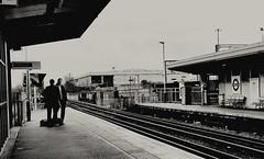 Lunch break (j.esi1) Tags: people london tube trai tfl londonist