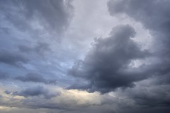 Opening the Sky ... (St./L) Tags: sky storm nature yellow clouds grey nikon artistic wide creative dramatic imaginative cloudsstormssunsetssunrises stunixus