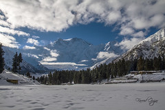 Killer Mountain,Nanga Parbat (Fareed Gujjar - Next Mount Everest April 14) Tags: pakistan snow green desert north fairymeadow nangaparbat killermountain faridgujjar thetrekkerz fareedgujjar fareedgujjer thetrekkers faridgujjer