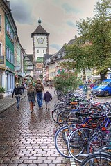 Friburgo, la ciudad verde. (JuanmaMateos) Tags: alemania friburgo photomatix ecologica pseudohdr juanmamateos