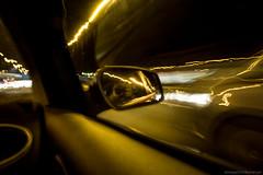 DSC09386 (domado2009) Tags: longexposure nightphotography night drive mirror sony croatia zagreb lighttrails nightphoto sonyalpha a6000 sonya6000