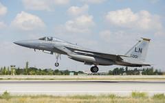 McDonnell Douglas F-15C Eagle (Boushh_TFA) Tags: turkey airport nikon force eagle air united states af nikkor douglas usaf f28 001 kya konya 84 mcdonnell 70200mm ln f15 20151 d600 4001 f15c vrii ltan antolian