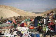 House demolitions, Ein Kurzliya, Jordan valley, West Bank, 10.2.2016 (activestills) Tags: house women palestine westbank demolition occupation displacement jordanvalley orenziv topimages landexpropriation