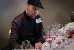Simply Italian Great Wines Americas Tour - Miami (Vinitaly International) Tags: from red modern ian italian tour kim wine miami stevie great seminar times simply academy americas medici wines carmignano vinitaly dagata vinitalyinternational tuscanys