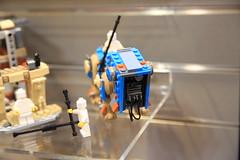 LEGO Star Wars 75148 Encounter on Jakku 4 (HelloBricksCom) Tags: toy star starwars lego wars legostarwars toyfair hellobricks