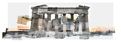 Parthenon Acropolis (UlisesBedia) Tags: sunset panorama collage greek temple construction parthenon greece grecia atenas partenon wonders athenas panograph 447 panographic panografie ahenian ulisesbedia theparthenonisaformertempleontheathenianacropolis dedicatedtothegoddessathena whomthepeopleofathensconsideredtheirpatronconstructionbeganin447bcwhentheathenianempirewasatthepeakofitspower