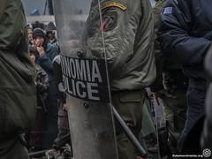2016_03_09_Moni_03 (Fotomovimiento) Tags: barcelona europe border greece macedonia grecia frontera safepassage refugiados idomeni refugeecrisis greecegr fotomovimiento wellcomeregugees