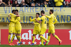 Villarreal - Levante (mjsegoviafoto) Tags: football spain castellon villarreal laliga villarrealcf season201516 levanteuniondeportiva