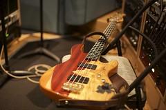 Jeff's bass