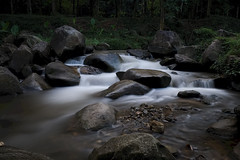 Flow (fredMin) Tags: nature river thailand rocks long exposure fuji fujifilm chiang rai xt1