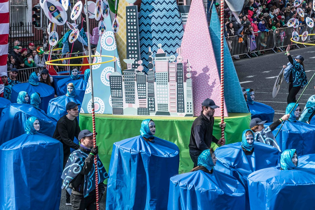 DIT - THE FUTURE IS PRESENT [ST.PATRICK'S DAY PARADE 2016]-112271