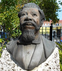 Sandy Cornish Free Man from Slavery, a tale of courage (moonjazz) Tags: man black heritage history true freedom respect honor pride human american hero afroamerican brave keywest enduring endurance slavery biography dignity struggle courage facts sandycornish