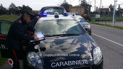 Incidente in via Hochberg a Bastia Umbra (31) (Gruppo Editoriale UmbriaJournal) Tags: bastia incidente