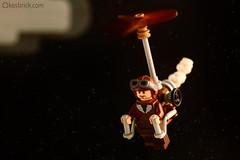 Jet Pack Steampunk (kosbrick) Tags: lego jetpack steampunk moc npu paintroller ironbuilder