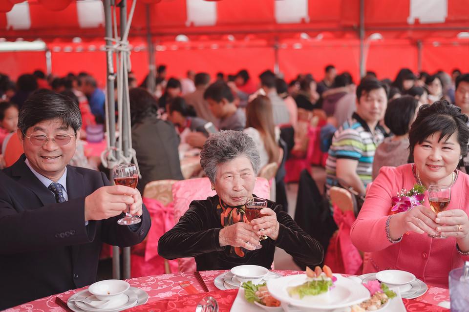 婚禮攝影-台南北門露天流水席-050